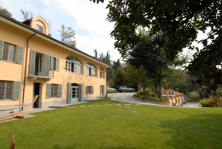 ristrutturazione villa Koelliker