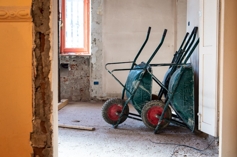Lavori edili in tutta Italia