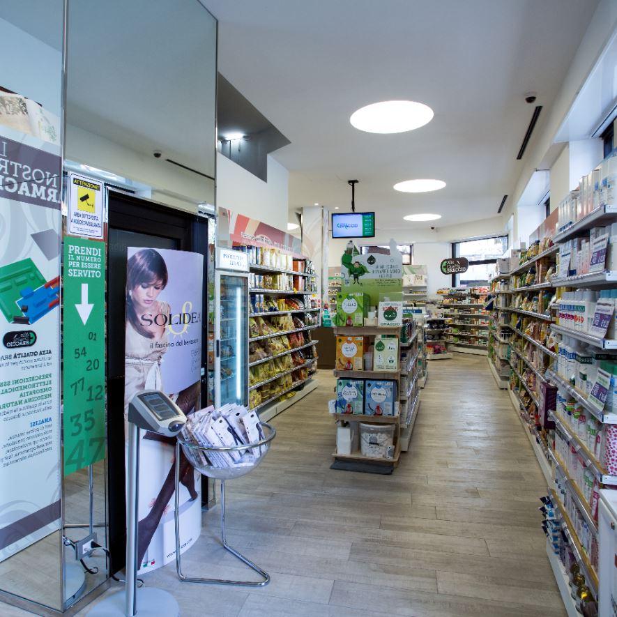 impresa edile per ristrutturazione farmacia