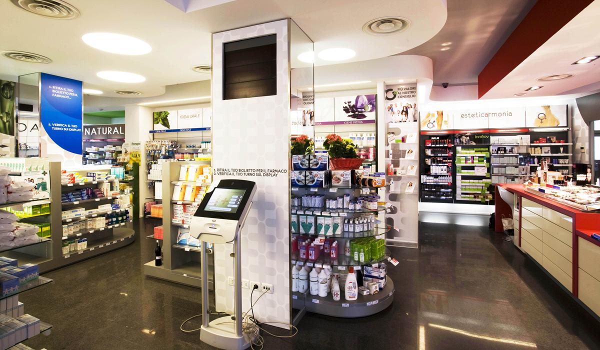 impresa ristrutturazione farmacia