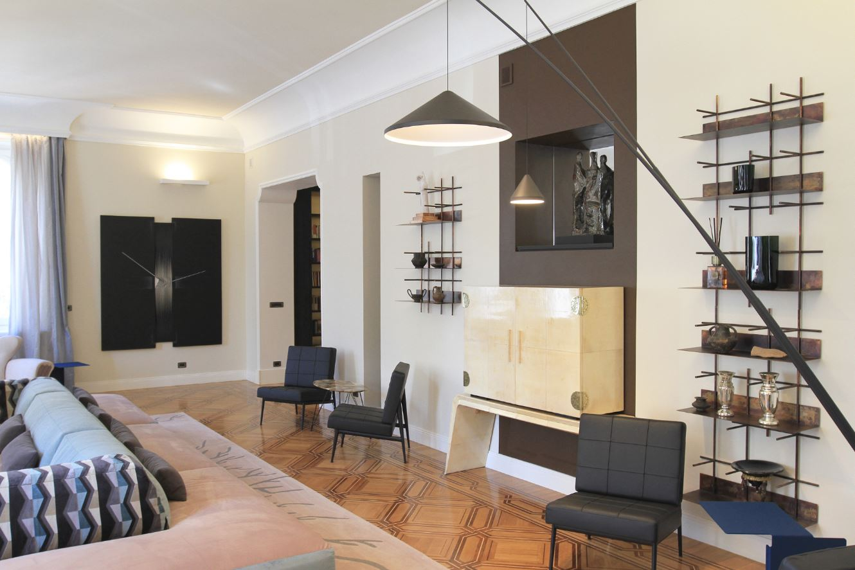 impresa ristrutturazione villa Torino