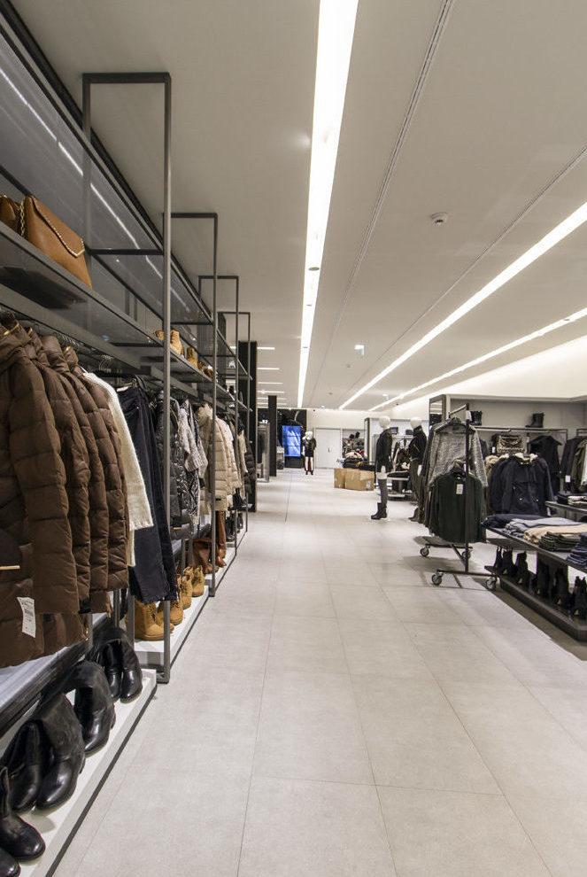 impresa ristrutturazione negozi franchising