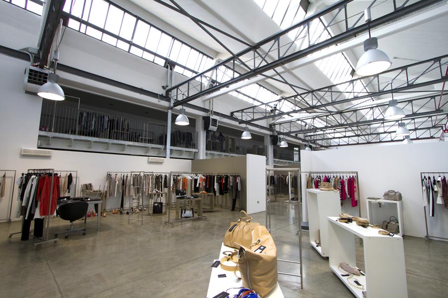 impresa ristrutturazione showroom