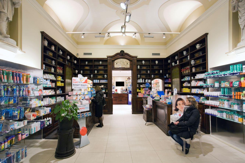 impresa ristrutturazioni farmacia