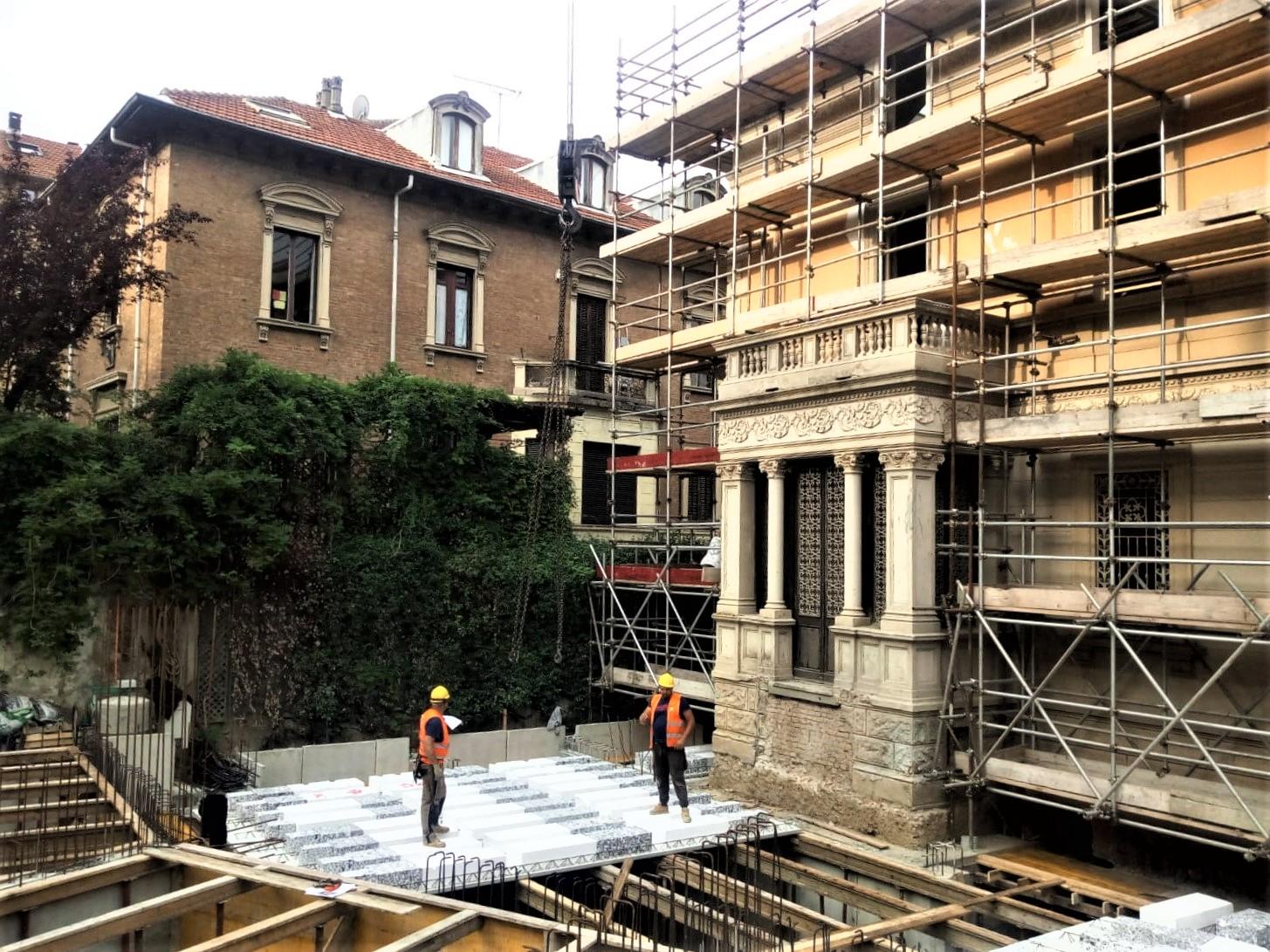 impresa edile struttura storica