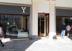 esterno Y Piazza San Carlo