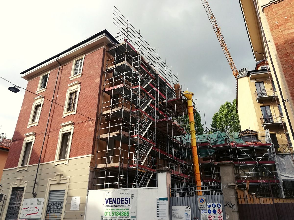 Impresa edile Torino centro
